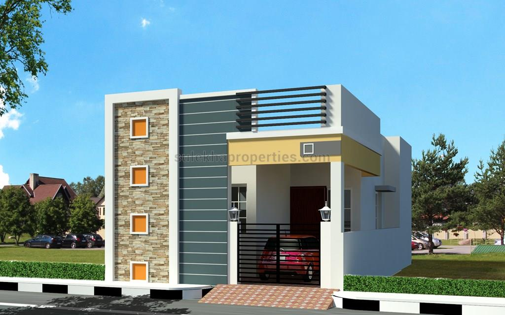 Building Front Elevation Designs Chennai : Bhk independent house for sale in deluxe villa