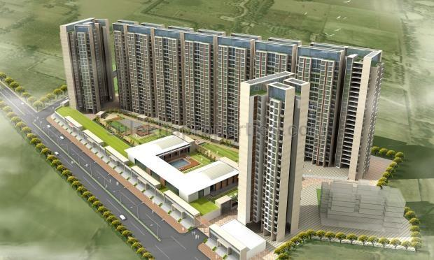2 Bhk Apartment Flat For Sale In Akshar Green World Airoli Navi