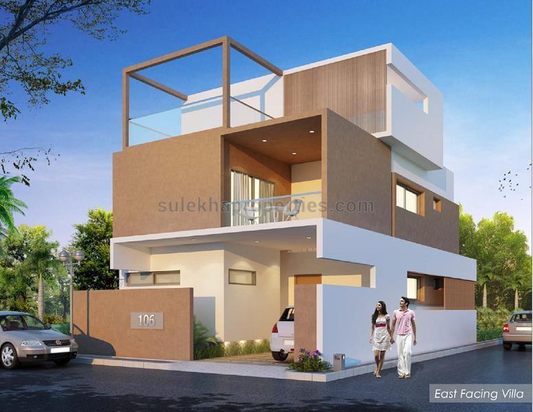 3 BHK Independent Villa for Resale in myron integrity Gundla Pochampally,  Hyderabad - 2031 Sq feet - ₹82 16 Lakhs - 6057374