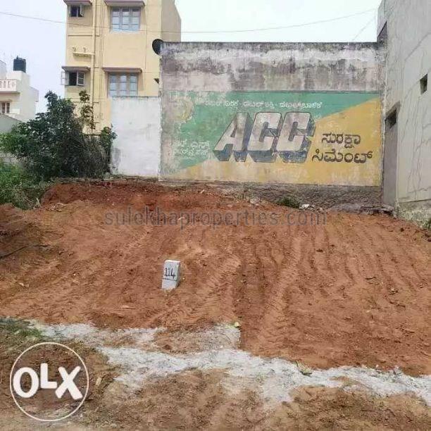 Residential Plot for Resale in Sunkadakatte, Bangalore - 1800 Sq feet - ₹91  Lakhs - 6163548