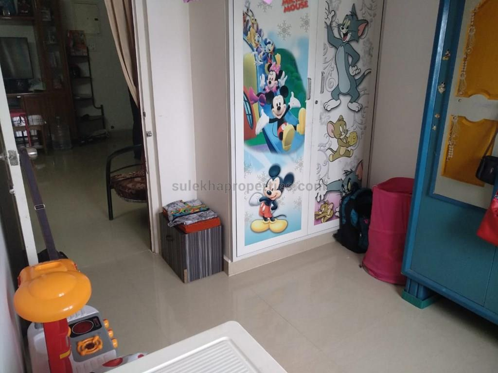 3 BHK Apartment, Flat for Resale in Ajith building Medavakkam, Chennai -  1080 Sq feet - ₹58 Lakhs - 6164854
