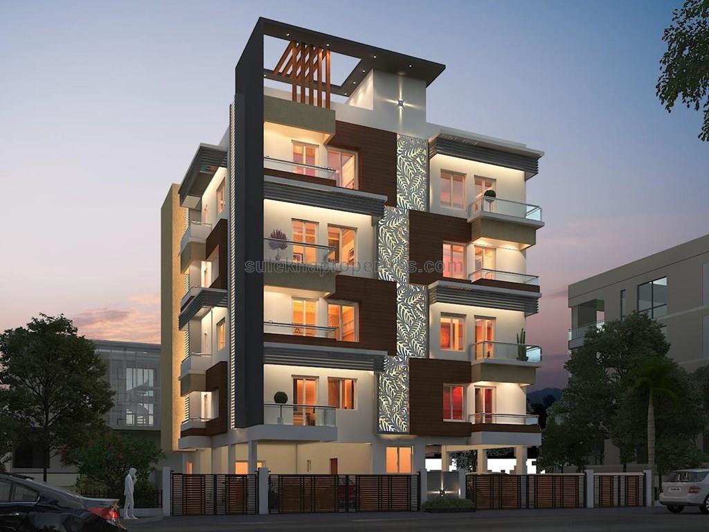 3 Bhk Apartment Flat For Resale In New Spacious Flat Besant Nagar