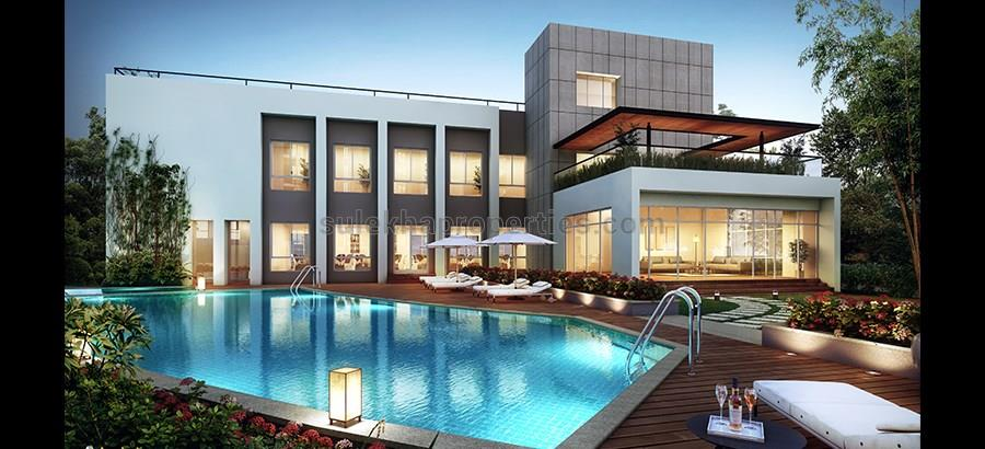 2 BHK High Rise Apartment for Sale in Radiance Icon Koyambedu, Chennai -  959 Sq feet - ₹92 5 Lakhs - 6226553