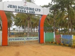 Residential Plot for Sale in Jemi Green Land Pudukkottai Road, Trichy -  2000 Sq feet - ₹4 Lakhs - 5855785