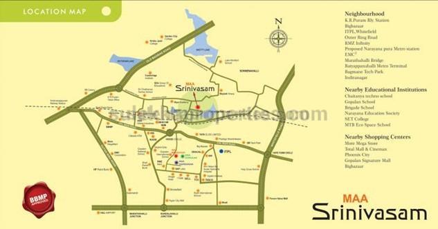 Maa Srinivasam in Kundalahalli, Bangalore by Maa Bhoomi Developers