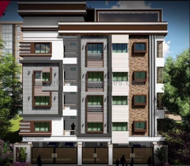 3 BHK Apartments For Sale In Kaggadasapura, Bangalore