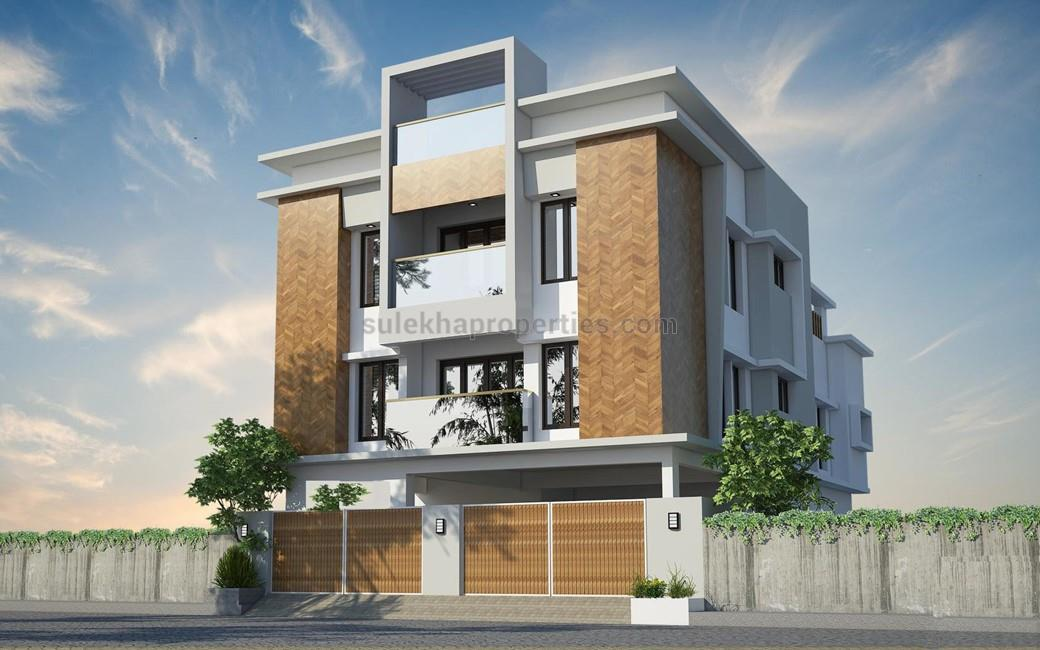 Mantra Enclave in Sholinganallur, Chennai by Vedic Homes