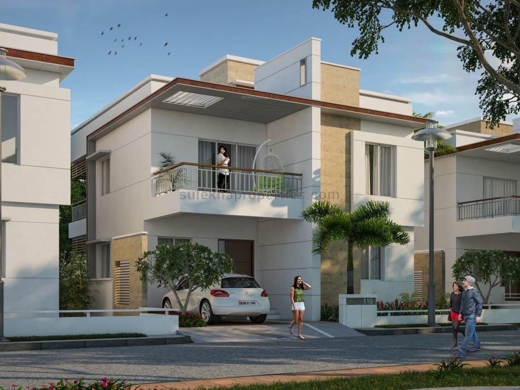3 bhk residential independent villa in maheshwaram