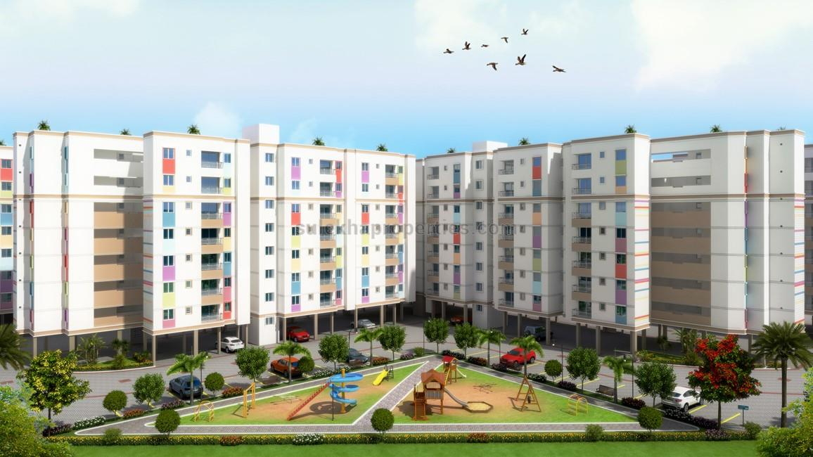 1 590 Ongoing Projects In Chennai As On 21 May 2019