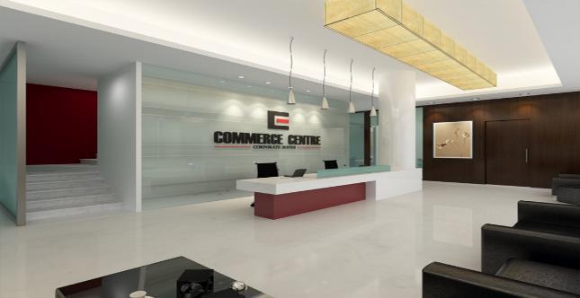 Equinox Commerce Centre in Kurla West, Mumbai by Equinox