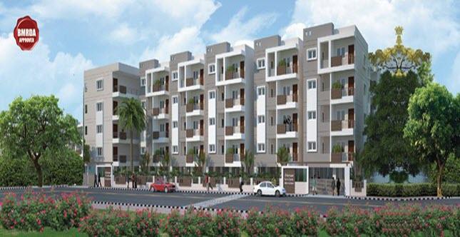 2 Bhk Low Budget Flat In Chandapura