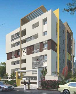 2 Bhk Residential Flat In As Rao Nagar