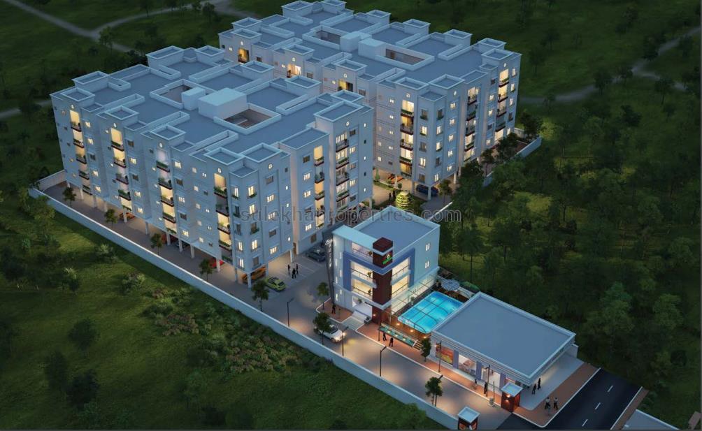 Duplex Properties in Pocharam | Duplex Properties for Sale