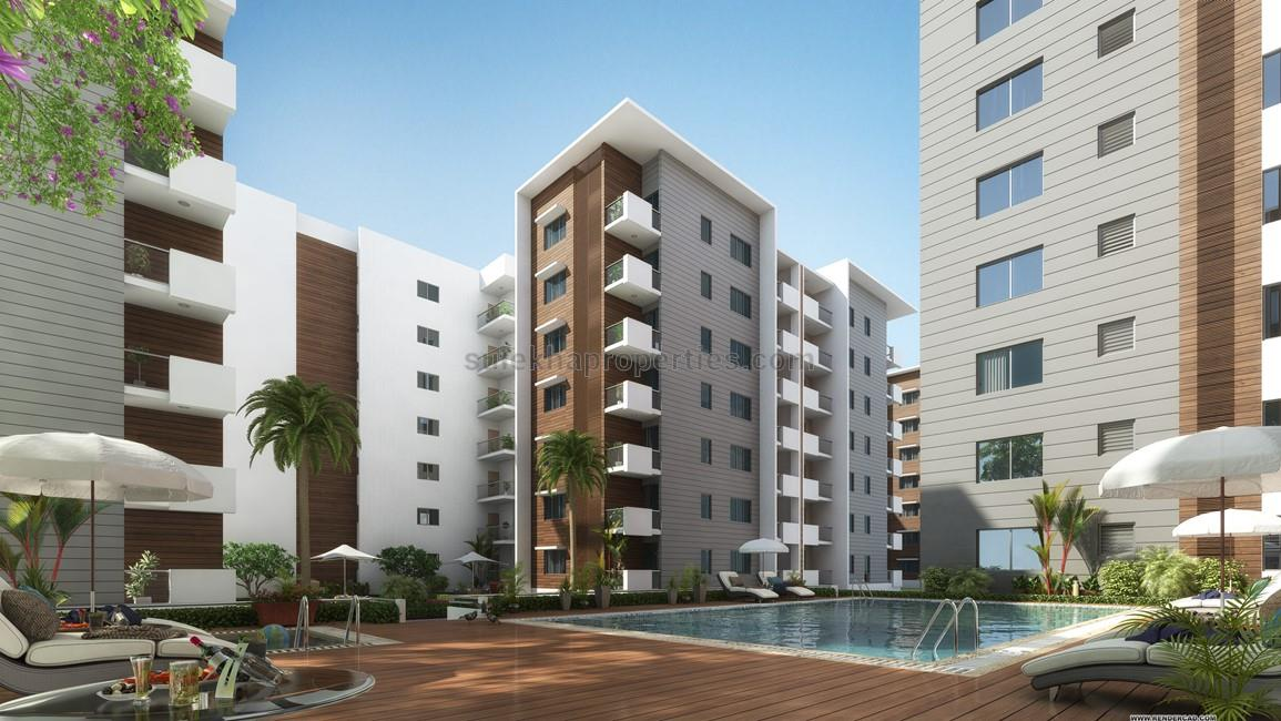Ferns Wind Fields Is A Residential Project By Estates And Developers In Old Airport Road