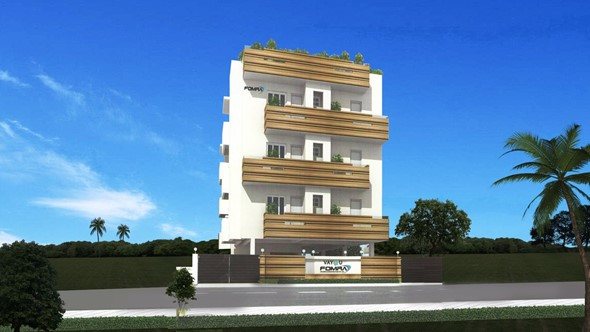 Sunnyvale Apartments In Ayanavaram Chennai By Chaitanya