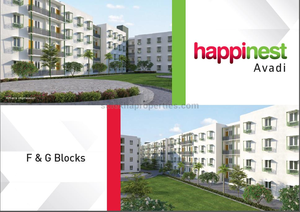 Happinest Avadi Phase 2