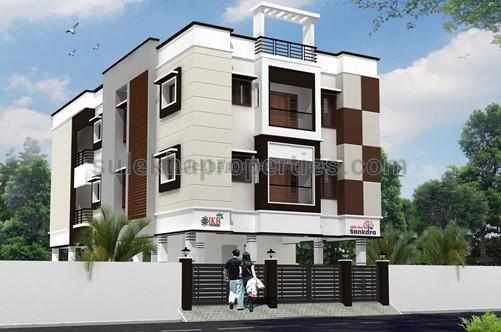 jkb sai sankara elevation image - Jkb Homes Floor Plans