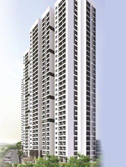 Lodha Meridian Elevation Image