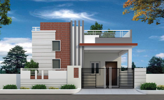 20 lakhs to 30 lakhs - Individual Houses, Villas for Sale in