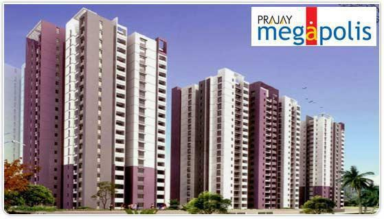 Prajay Megapolis in Hitech City, Hyderabad by Prajay