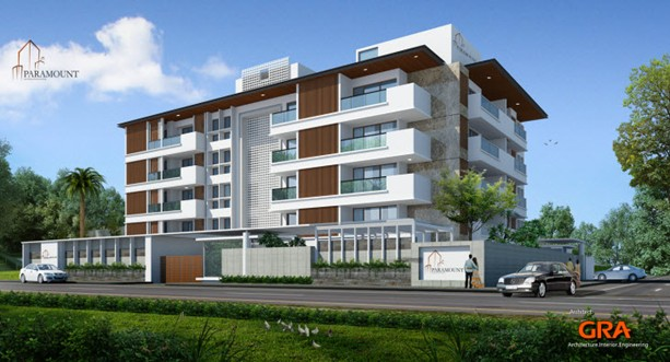 Paramount Prime Is A Residential Project By Construction In Yadavagiri Mysore The