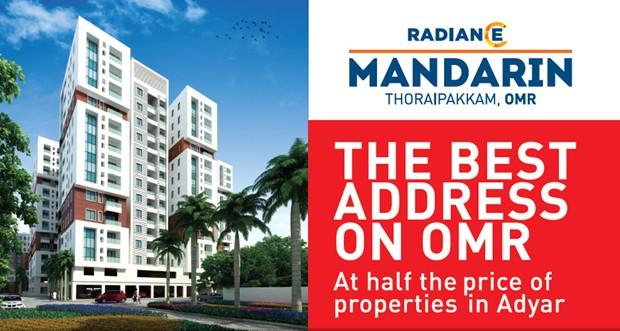 Radiance Mandarin In Thoraipakkam Chennai By Radiance