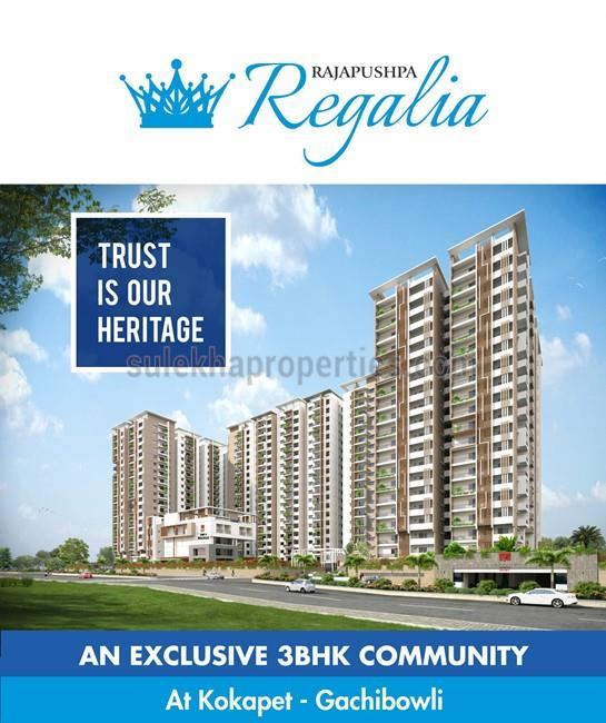 Flats for Sale in Hyderabad, Apartments for Sale - Sulekha ...
