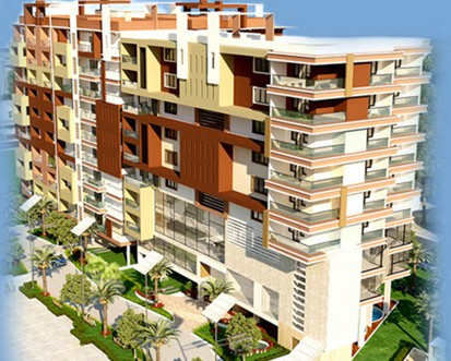 The Big Tree in Jayanagar, Bangalore by Ceear Realty