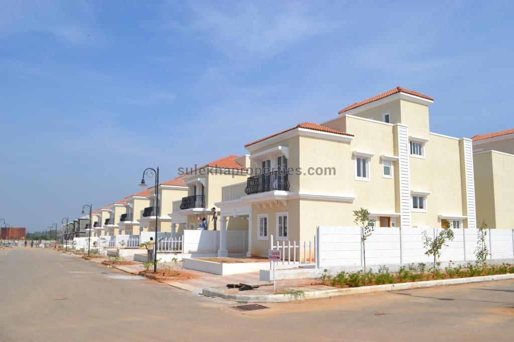 Independent House For Sale In Srisailam Highway Hyderabad