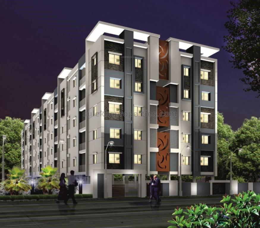 Flats Apartments: Flats For Sale In Singapore Township, Hyderabad