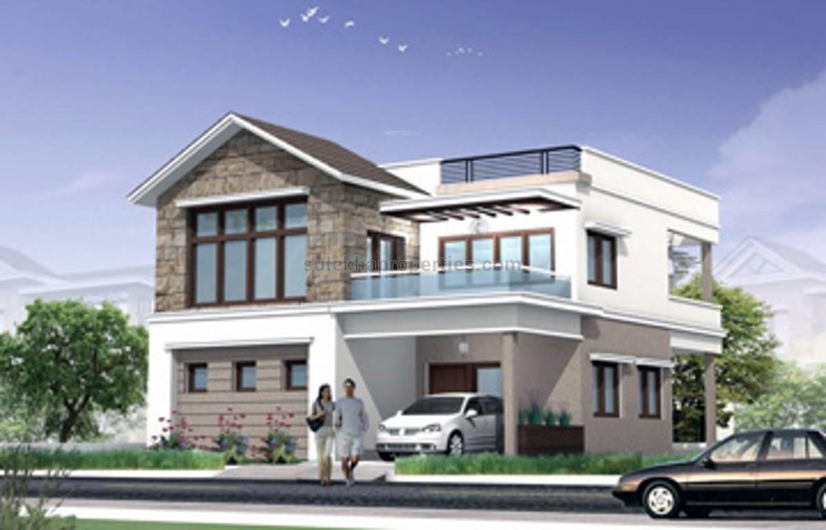 Subishi Bliss Luxury Homes Elevation Image