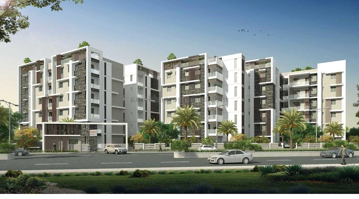 The Sankalp in Hitech City, Hyderabad by Stanch Projects Pvt