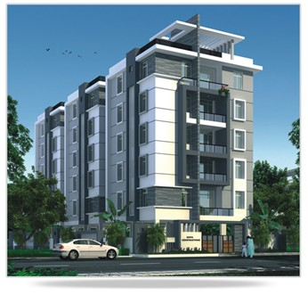 Trr Classic Towers Is A Residential Project By Siva Constructions In Amaravathi Road Guntur