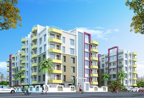Unique Property Parkwoods Is A Residential Project By In Rajarhat Kolkata The