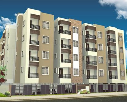3 BHK Apartment / Flat for Rent in Guduvanchery, Chennai - 1620 Sq