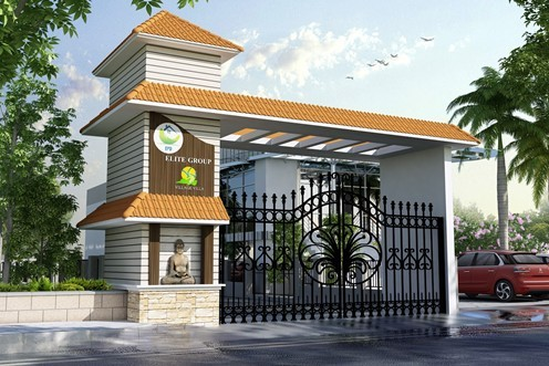 Completed projects in pondicherry chennai sulekha properties for Villas in pondicherry with swimming pool