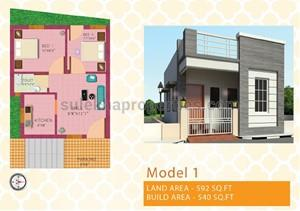 1 lakh to 30 lakhs - Individual Houses for Sale in Avadi, Chennai