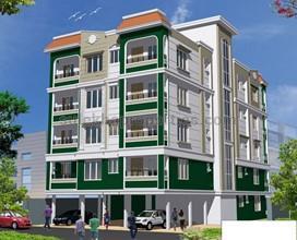 2 Bhk Residential Flat In Sodepur