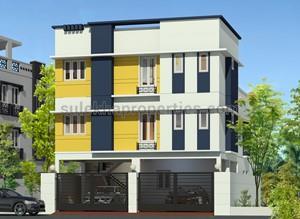 2 BHK Residential Flat In Oragadam