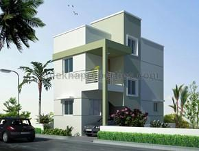 Delightful 2 BHK Low Budget Independent House In Urapakkam