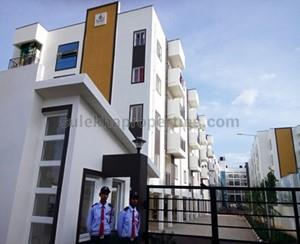 3 Bhk Low Budget Flat In Off Sarur Road