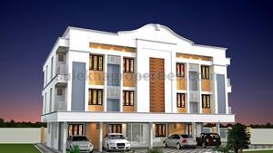 2 Bhk Residential Flat In Ernakulam