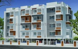 2 Bhk Affordable Flat In Velachery
