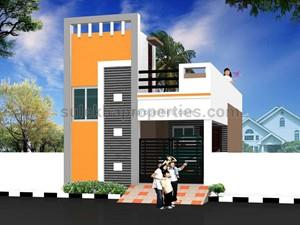 2 BHK Low Budget Independent House In Mangadu