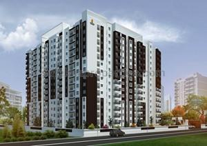 1 Rk Residential Flat In Whitefield