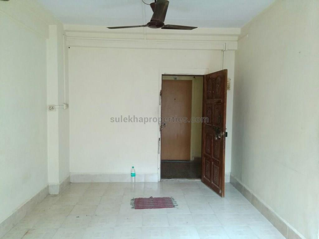 1 RK Studio Apartment for Rent in Kandivali West, Mumbai - 370 Sq ...
