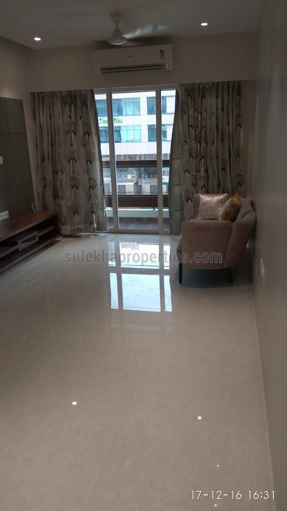 3 BHK Apartment / Flat for Rent in raheja eternity Kandivali East ...