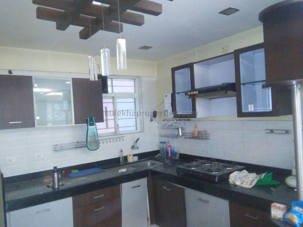 3 BHK High Rise Apartment for Rent in sucasa Wakad, Pune - 2500 Sq ...