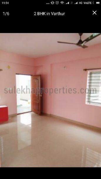 2 BHK Apartment / Flat for Rent in Malibu Rosita Varthur, Bangalore ...