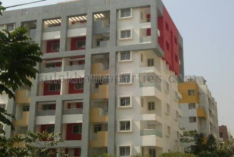 2 BHK High Rise Apartment for Rent in GK Atlanta Phase II Wakad ...